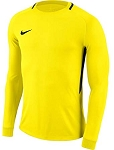 Nike Yellow Park Goalie Jersey  - Womens