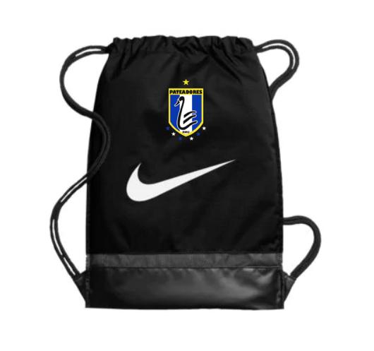 11836cce13d39a Pateadores Nike Shoe Bag