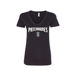 Womens Pateadores V - Black