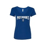 Womens Pateadores V - Royal Blue