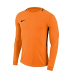 Nike Orange Park Goalie Jersey