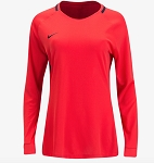 Nike Red Park Goalie Jersey  - Womens