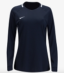 Nike Black Park Goalie Jersey  - Womens