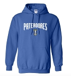 Royal Blue Hooded Pateadores Sweatshirts
