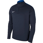 Nike Navy Blue 1/4 Zip Jacket