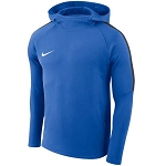 Women's Royal Blue Nike Hooded Pullover