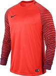 Nike Orange Gardien Goalie  Jersey