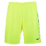 Nike Bright Yellow Goalie Shorts