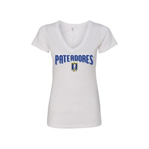 Womens Pateadores V - White
